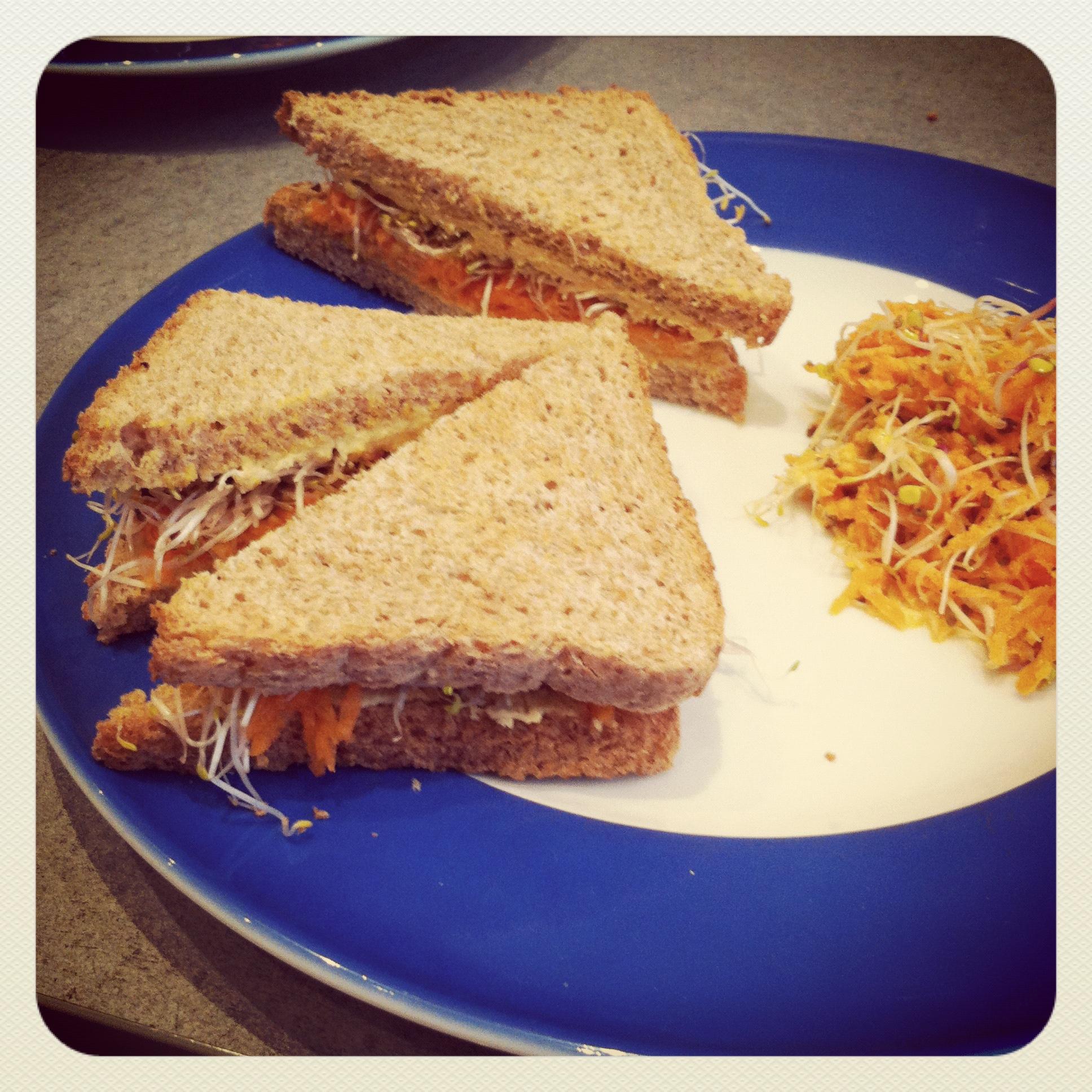 Sandwich delux
